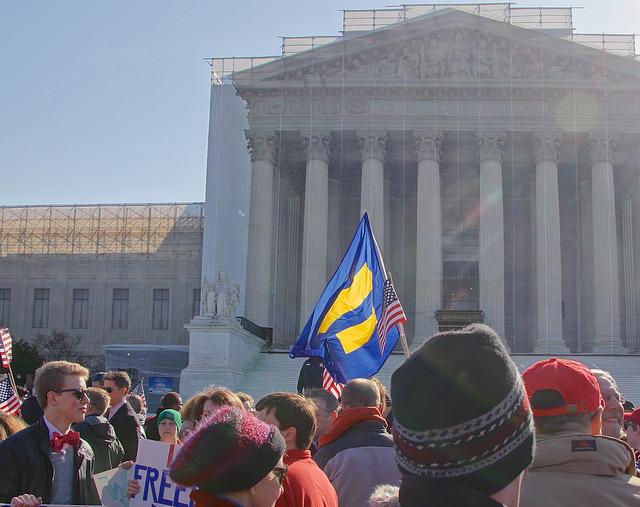 Supreme Court Declines Same Sex Ban appeals