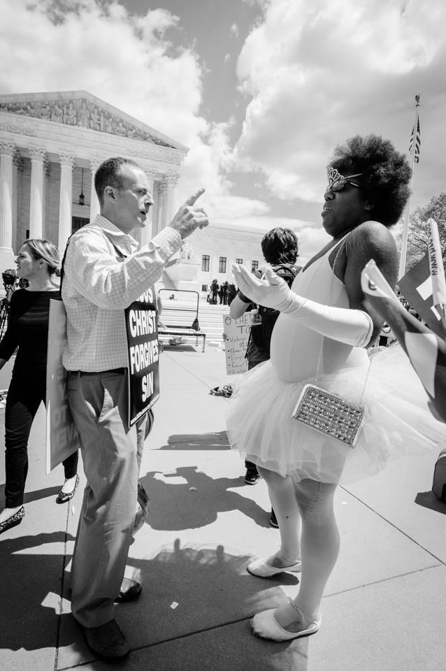 Supreme Court Rules Gay Marriage Ban Unconstitutional